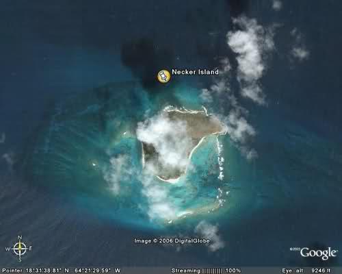 Desde el Google Earth