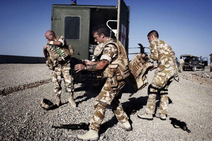 Zdjęcia z wojny w Afganistanie 98
