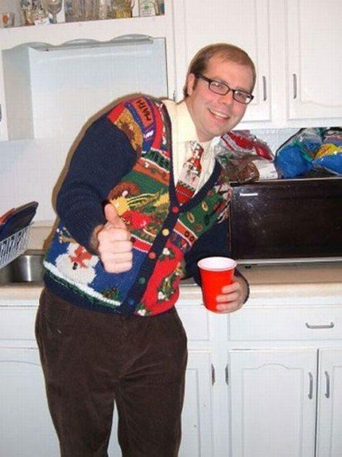 Świąteczne sweterki #2 2