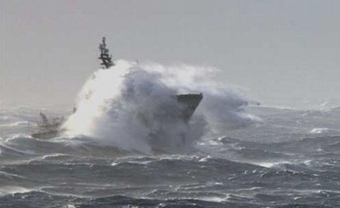 Sztorm - gniew oceanu 6