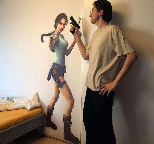 Prawie jak Lara Croft 7