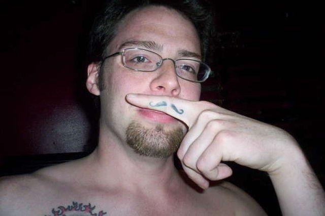 Najdziwniejsze tatuaże #3 19