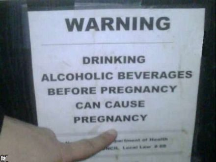 Dziwne i intrygujące znaki ostrzegawcze 4