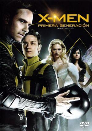 tiyXMENPRIMER8hg X Men Primera Generacion [2011] [DvdRip] [Audio Latino]