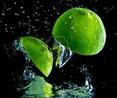 Owoce w wodzie :) 14