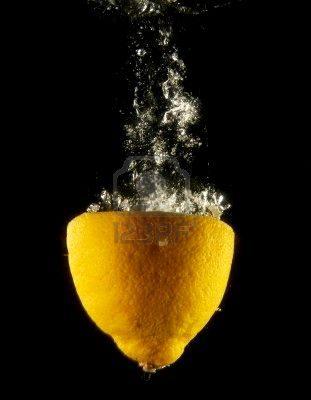 Owoce w wodzie :) 13