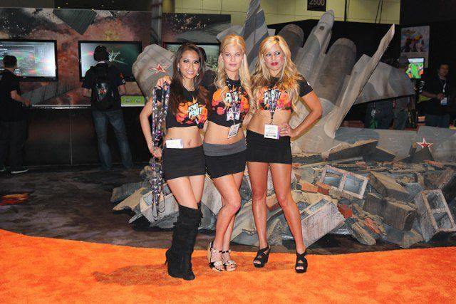 Hostessy z E3 2011 33
