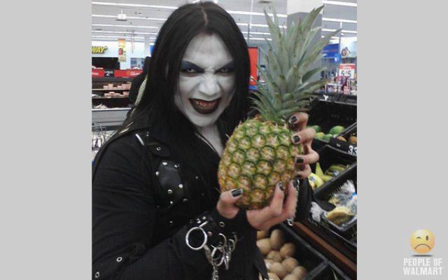 Najdziwniejsi klienci z WalMart #6 7