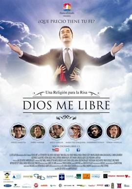 Dios me libre [2011] [Dvdrip] [Latino]