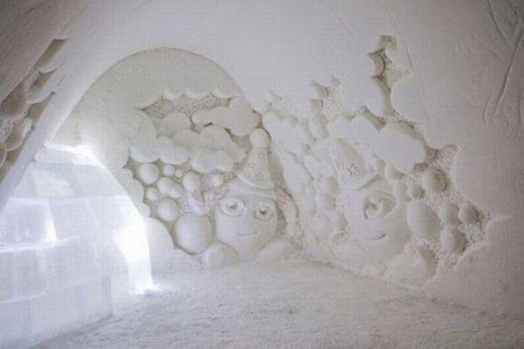 Śniegowe budowle 15