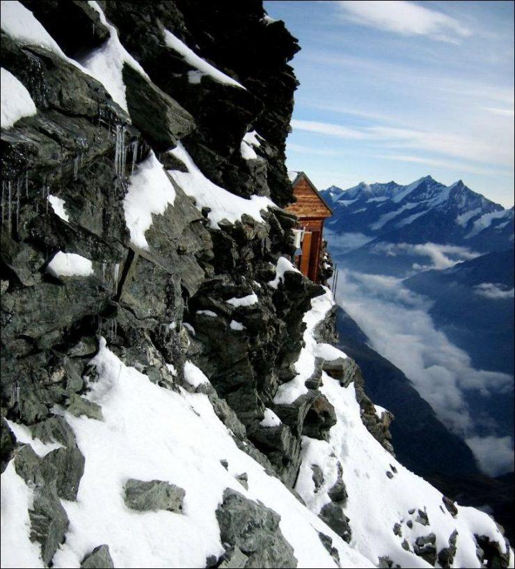 Niezwykłe schronisko górskie 4