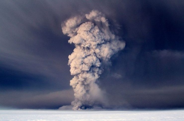 Erupcja wulkanu Grímsvötn 30