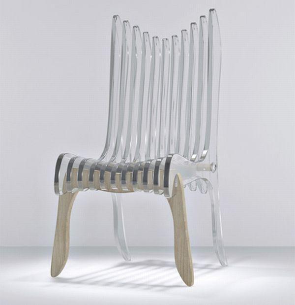 Najdziwniejsze krzesła 2
