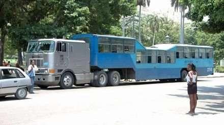 Kubańskie autobusy 5