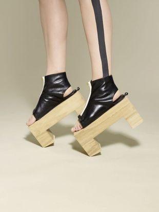 Najdziwniejsze buty #4 9