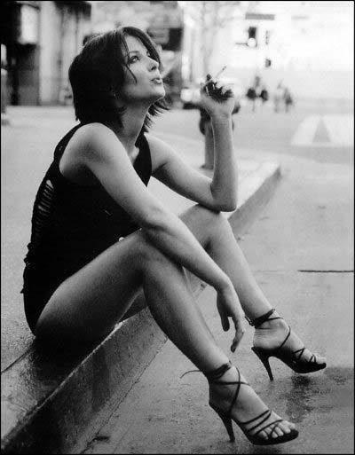 Piękne kobiece nogi. 3