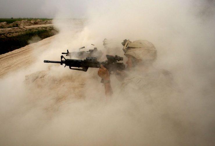 Zdjęcia z wojny w Afganistanie 91