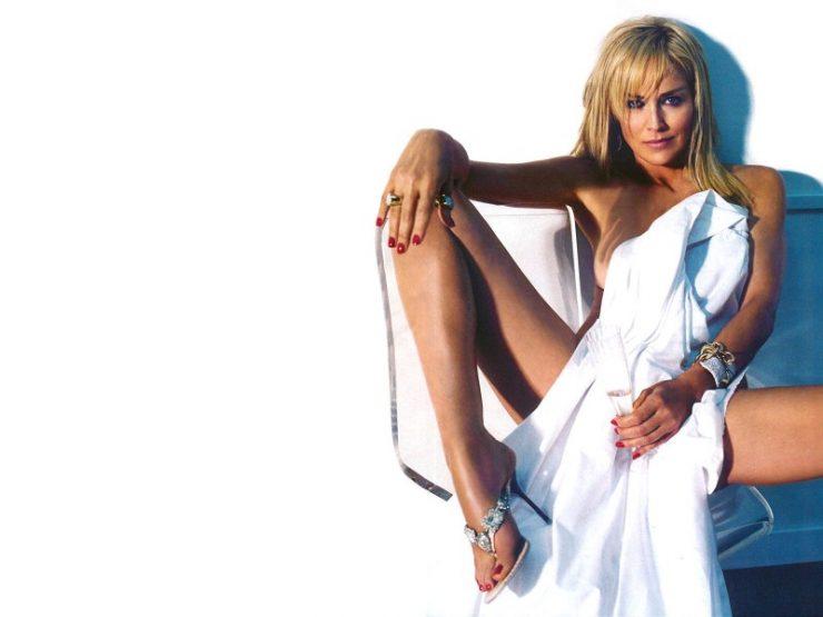Piękne kobiece nogi. 78
