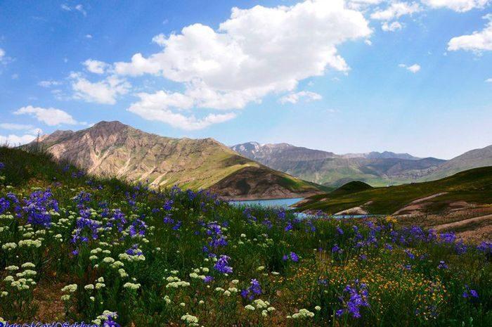 Piękne krajobrazy z Iranu 26