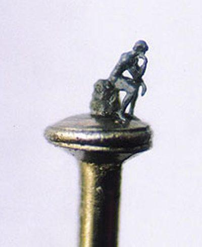 Najmniejsze rzeźby 10