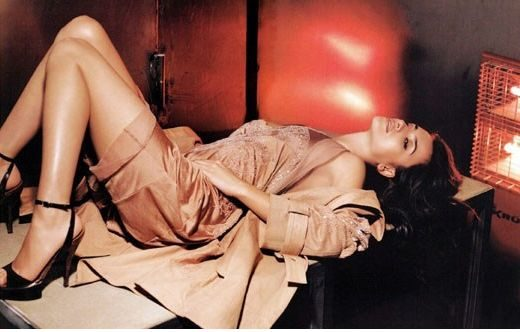 Piękne kobiece nogi. 38