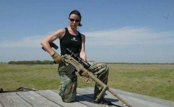 Uzbrojone dziewczyny #2 16