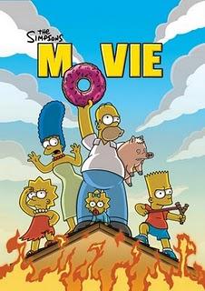 Los Simpson: La Pelicula DvD Rip Español Latino 1 Link 700 Mb