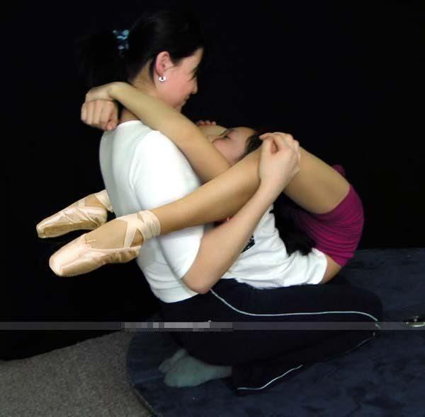 Chińska szkoła gimnastyki 33