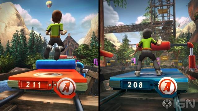 Kinect Adventures Jtag Rgh Espanol 4 37 Gb V Host Descarga