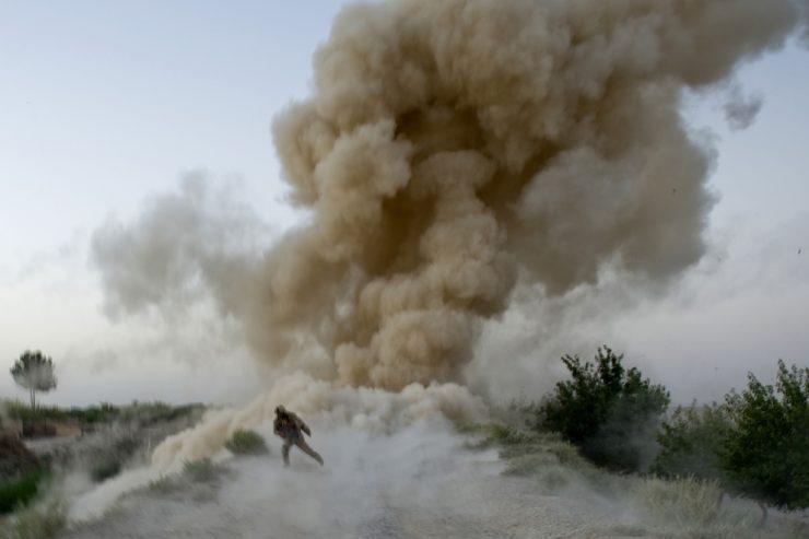 Zdjęcia z wojny w Afganistanie 6