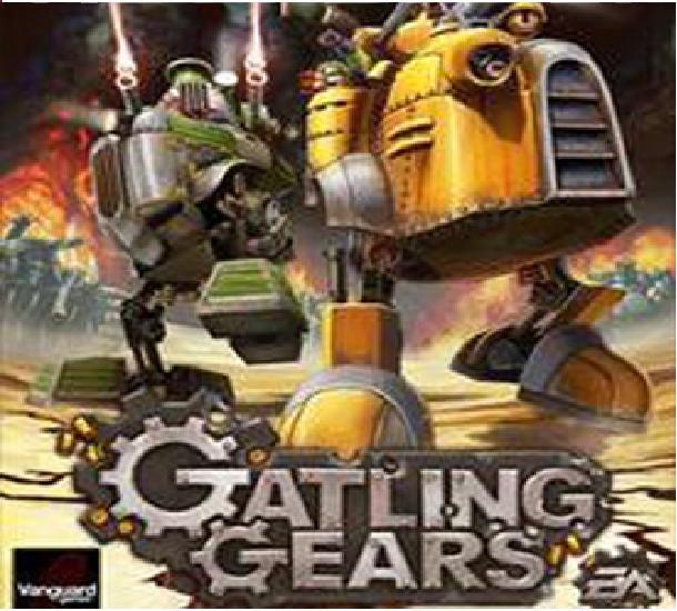 Gatling Gears [PC][Ing][2011][Theta]