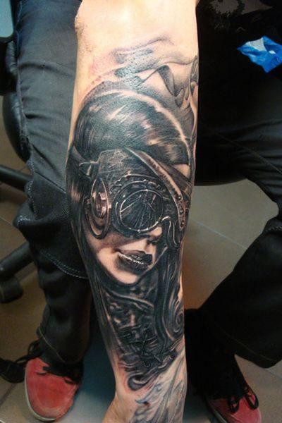Super tatuaże #2 32