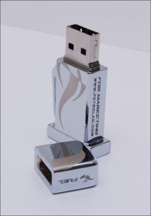 Nietypowa pamięć USB 13