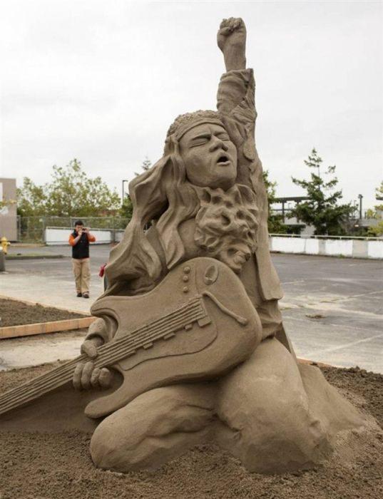 Najlepsze rzeźby z piasku na świecie. 3